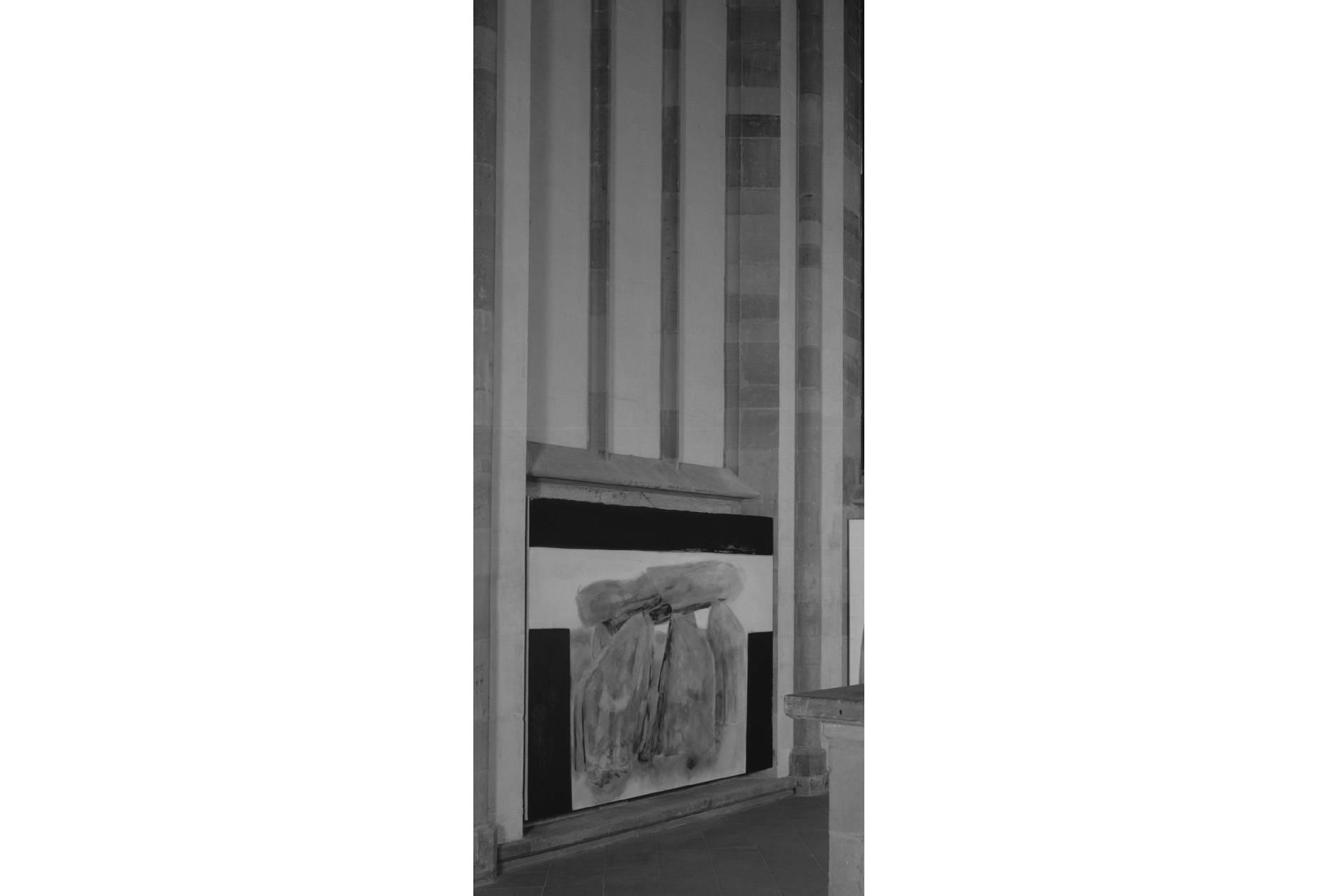 Fundus/Grundlage 1997 gotischer Chorraum St. Johannis Herford