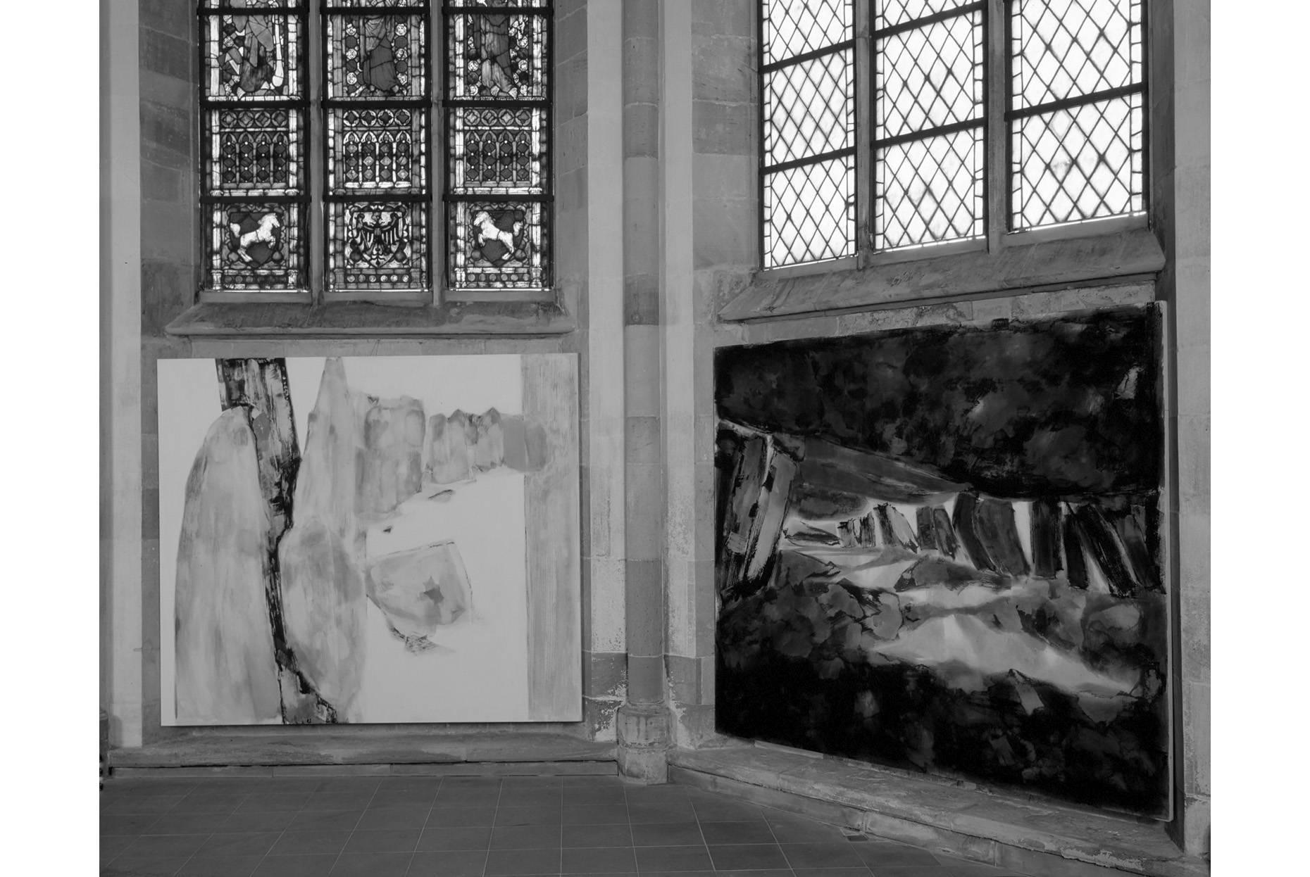 Fundus/Errichtet 1997 gotischer Chorraum St. Johannis Herford