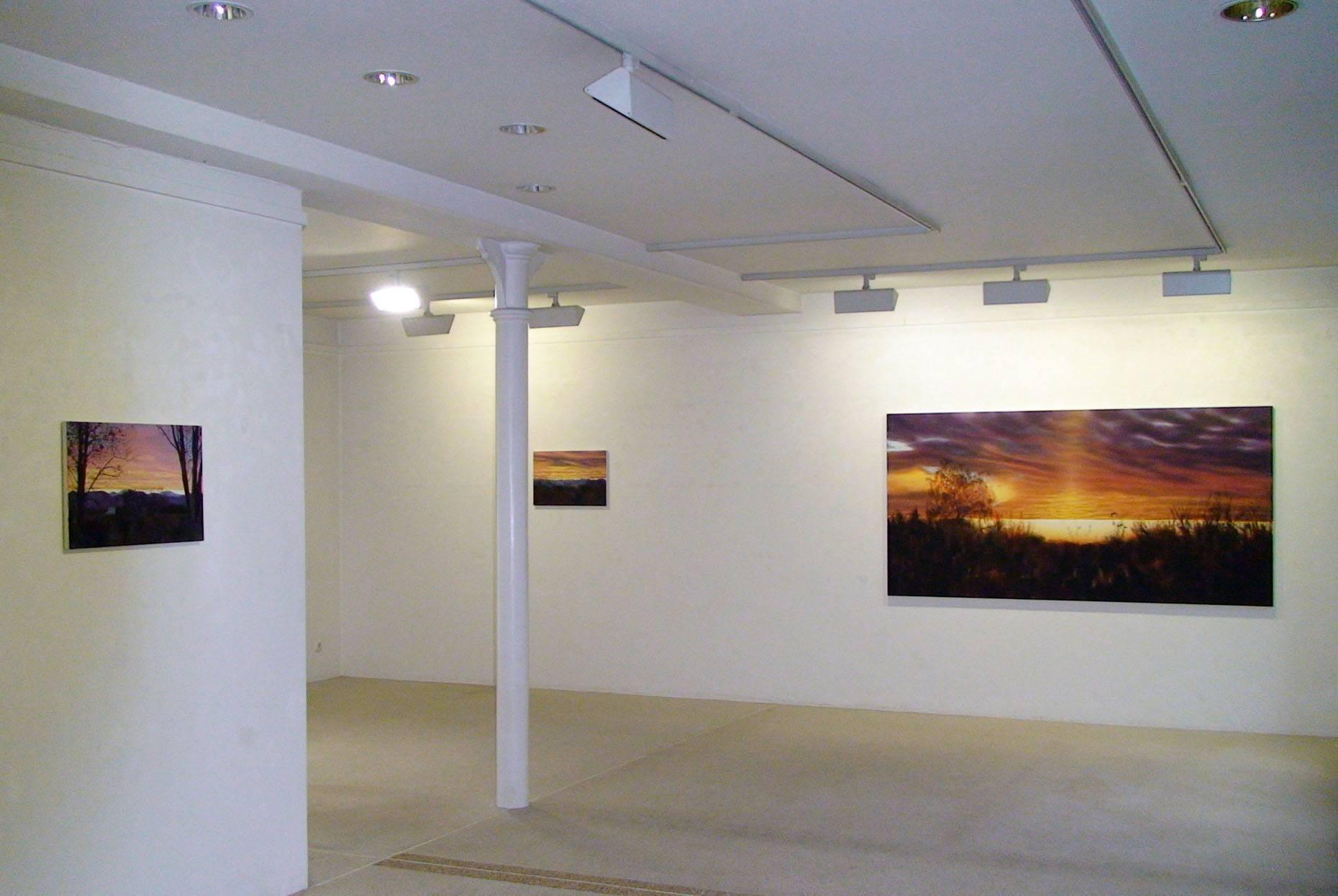 ins Offene 2009 Galerie Konrad Mönter Meerbusch-Osterath