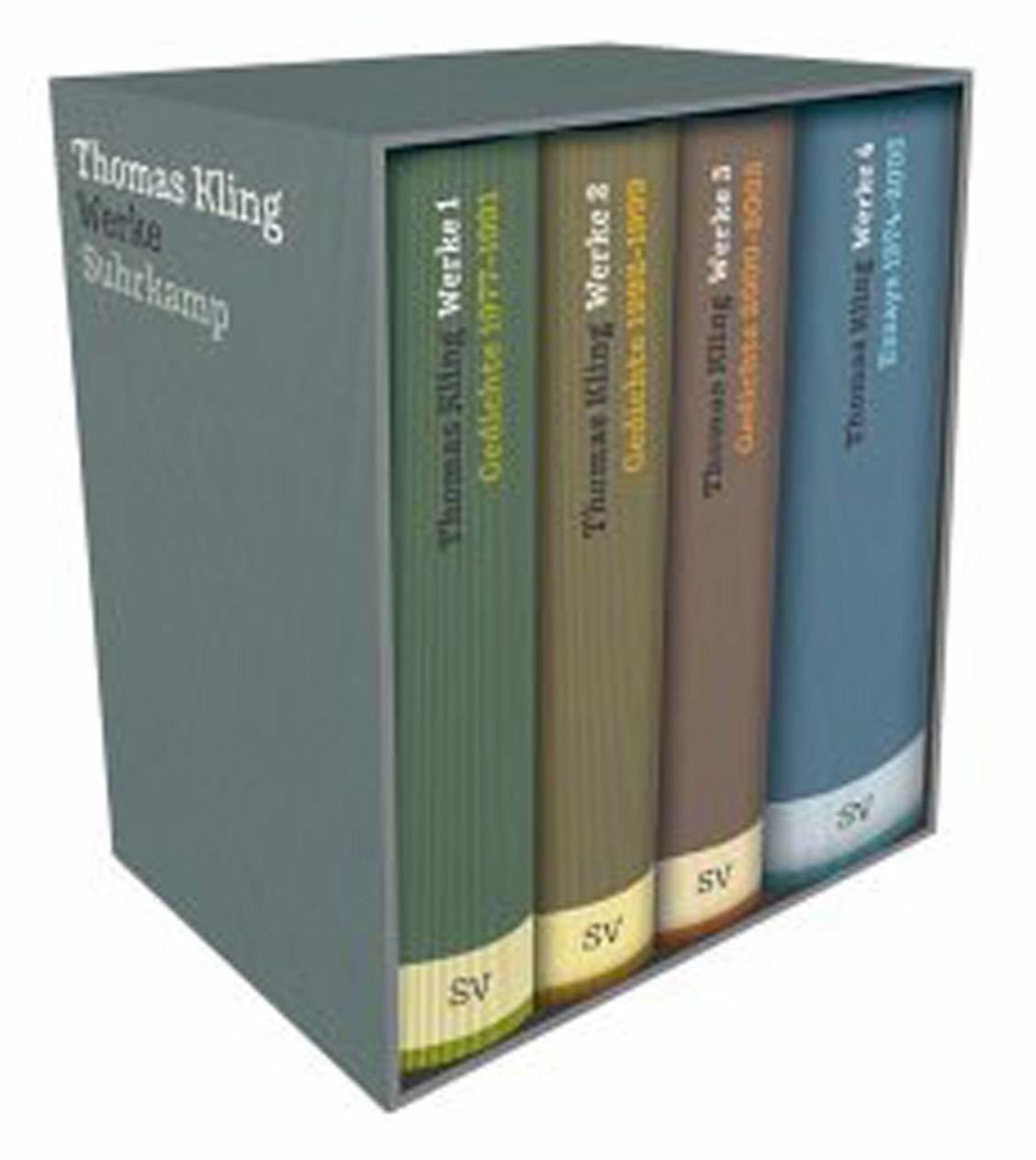 Werkausgabe Thomas Kling