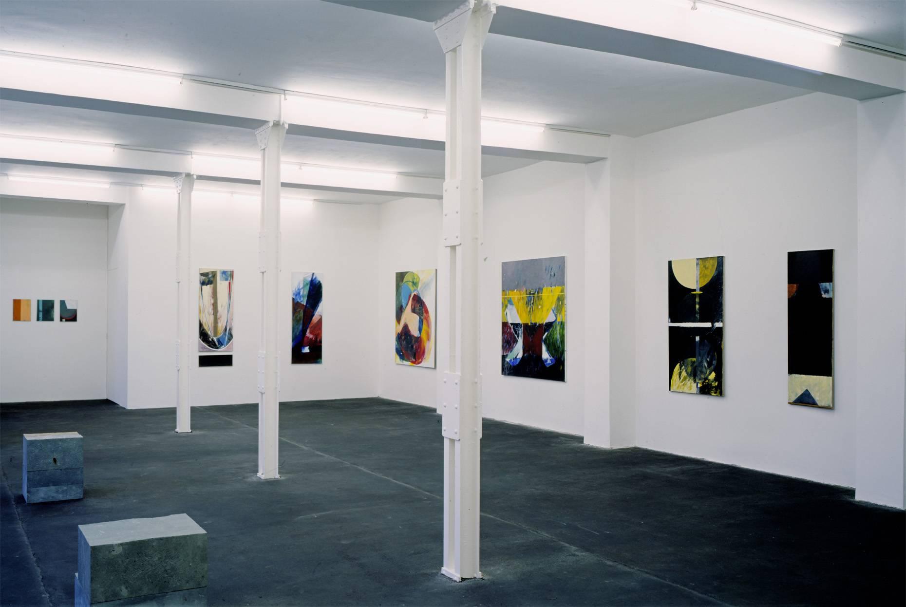 Abstract I 1984 – 1990