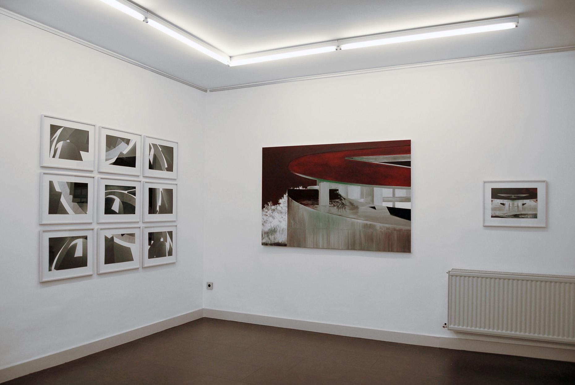 Topologie einer Utopie 2010 Galerie 21 Köln