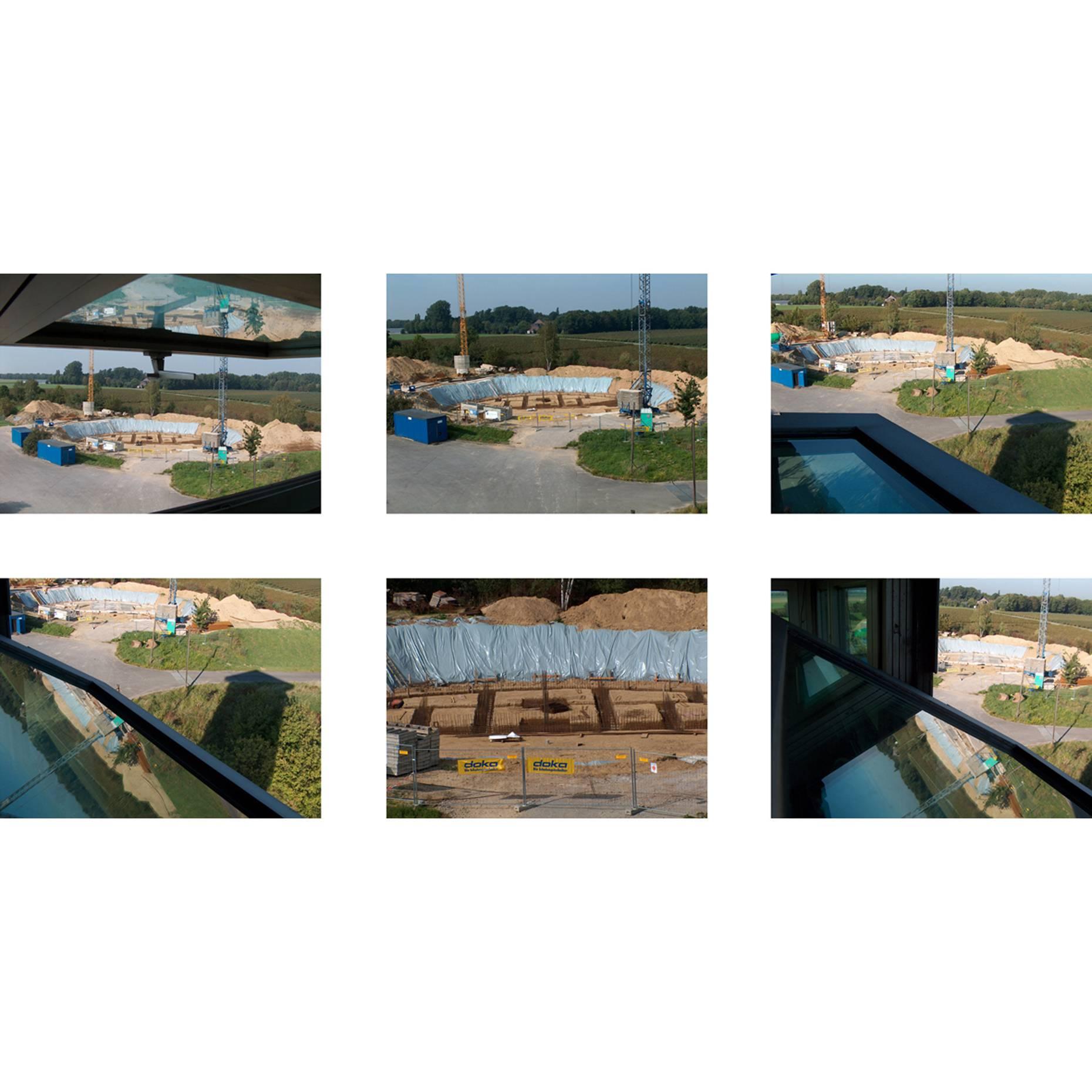 Haus für Musiker 2008 6tlg. Seq. Ultrachrome K3 Tinte a/Canson Infinity 210g/qm je Din A3