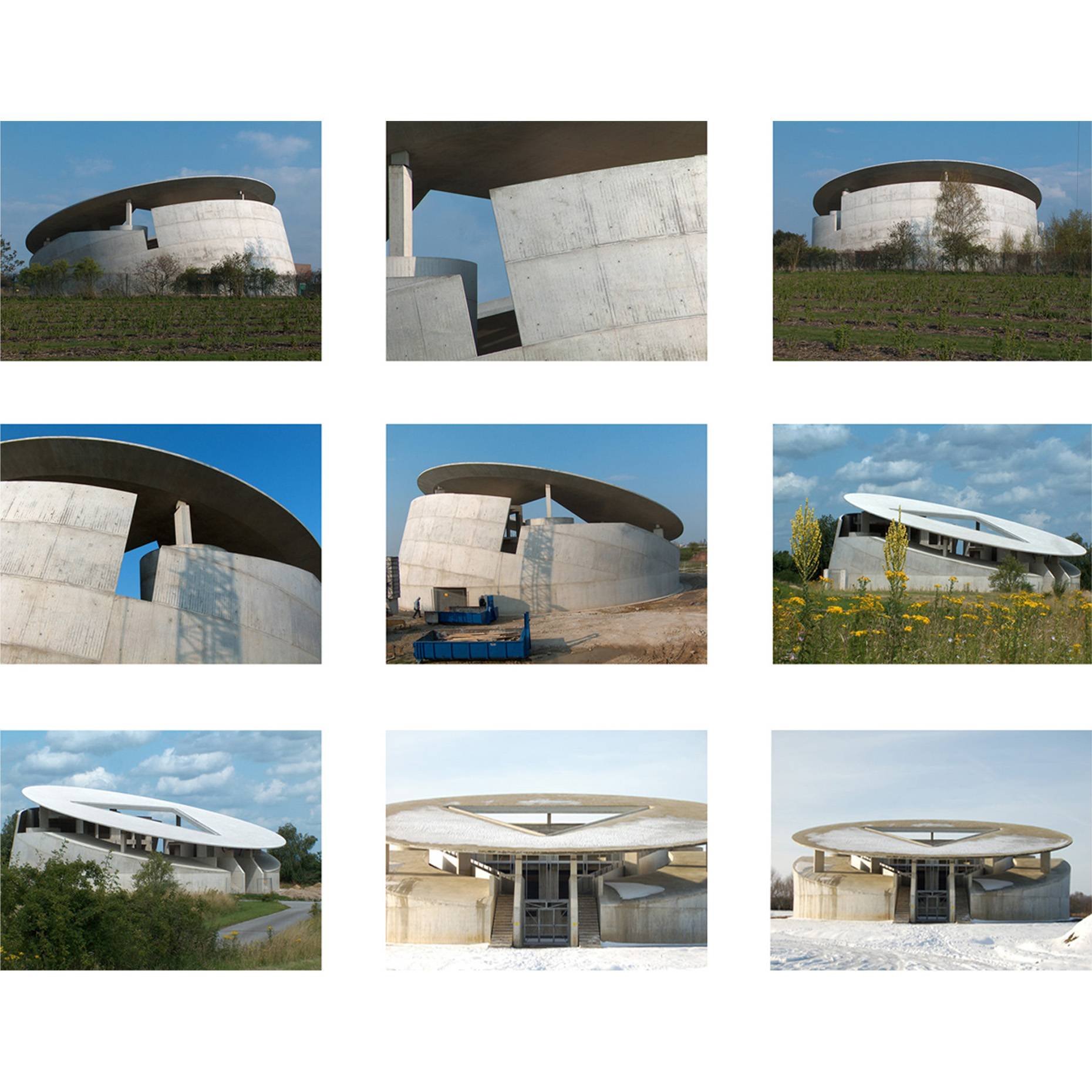 Haus für Musiker 2010 9 tlg. Seq. Ultrachrome K3 Tinte a/Canson Infinity 210g/qm je Din A3