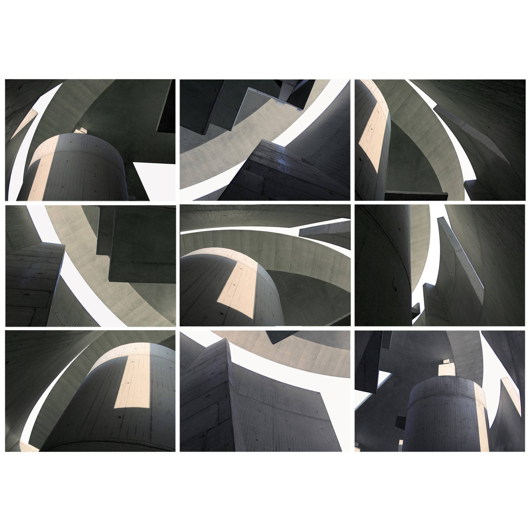 Haus für Musiker 2010 9 tlg. Sequenz Ultrachrome K3 Tinte a/Canson Infinity 210g/qm