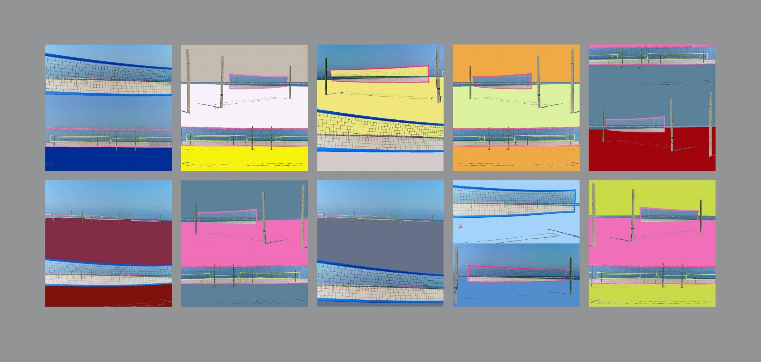 Spielfelder 2012 UltrachromeK3 Tinten auf Canson Infinity 210g/qm Din A3 aus KOBLENZ ANALOG #7 Aufl. XXX