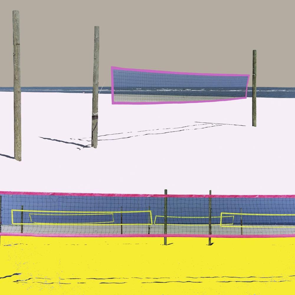 Spielfeld II 2011 40 x 40cm Diasec 2+3 Basic Laserchrome Aufl. III