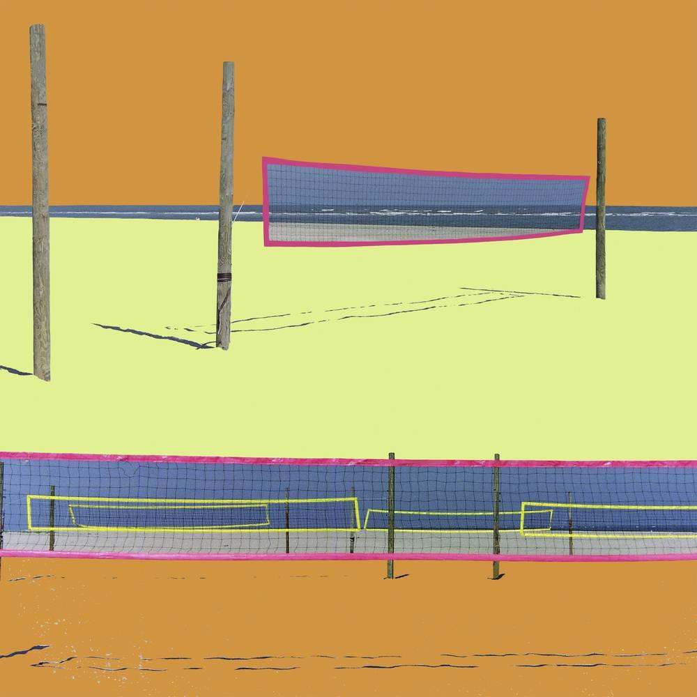 Spielfeld IV 2011 40 x 40cm Diasec 2+3 Basic Laserchrome Aufl. III