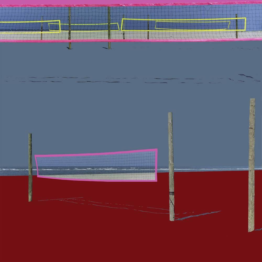 Spielfeld V 2011 40 x 40cm Diasec 2+3 Basic Laserchrome Aufl. III